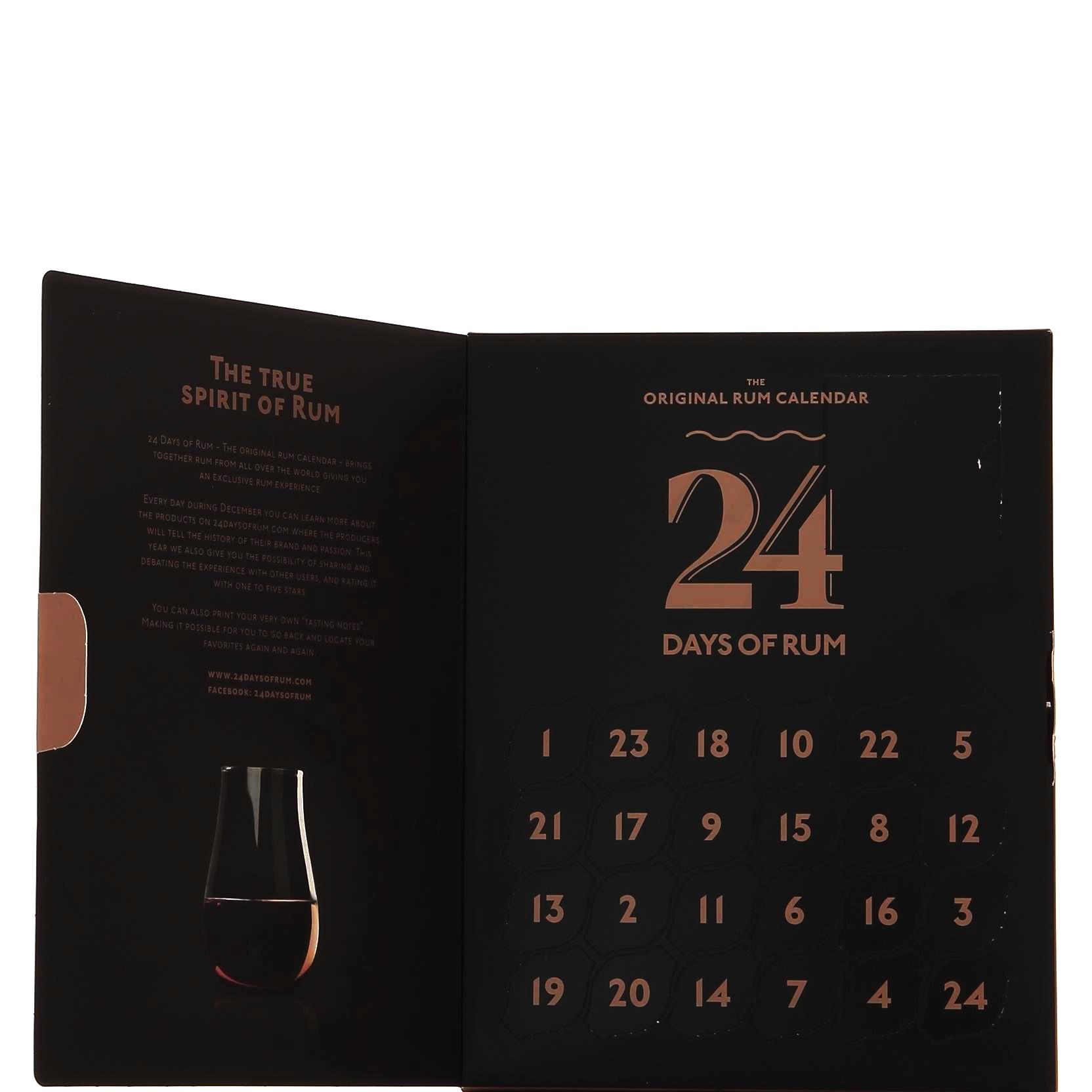 Calendrier Avent Rhum.Calendrier De L Avent Du Rhum 2018